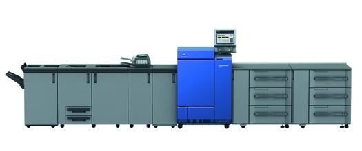 bizhub Press C1100